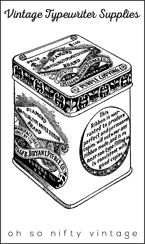 Stock Images | Vintage Typewriter Supplies