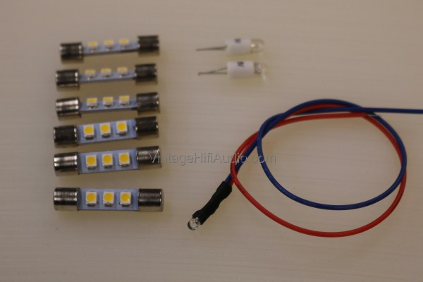 Marantz 2220 lamp kit