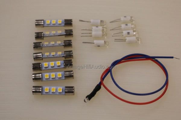 Marantz 2250b lamp kit