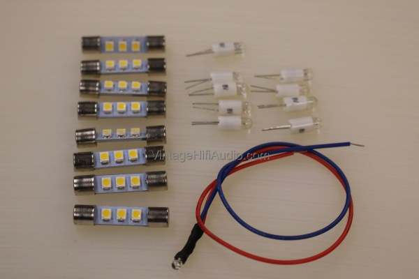 Marantz 4240 lamp kit