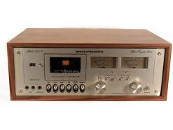 Marantz 5010 cassette deck in walnut case