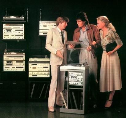 BLAUPUNKT 1981.