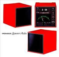 Pioneer Seprate Radio