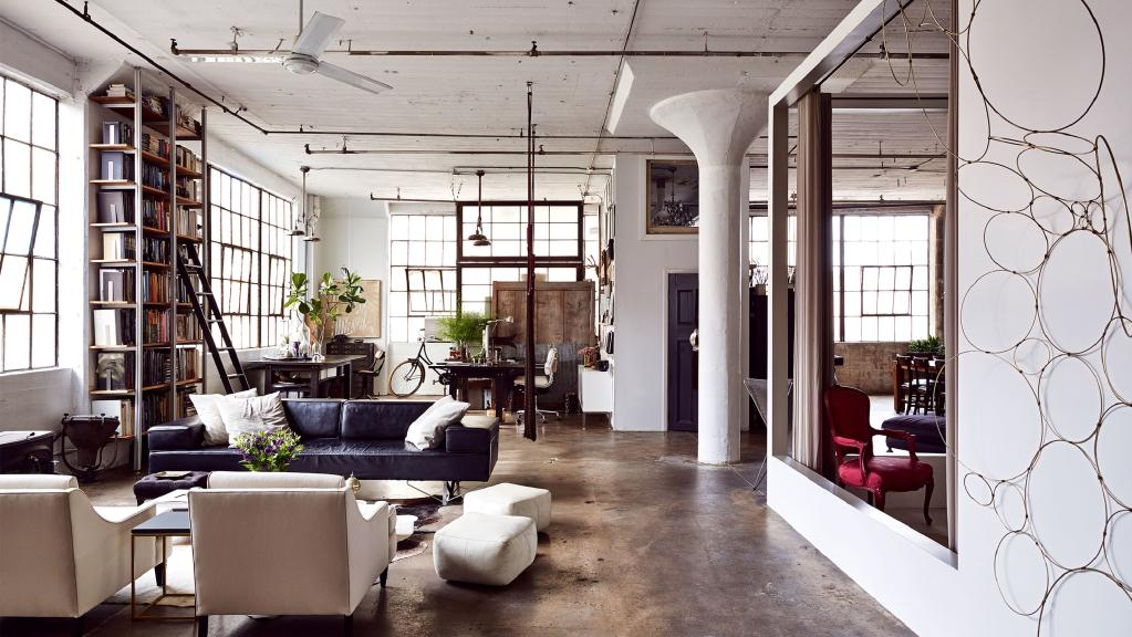 5 Dream New York Lofts To Get Inspired By! on New Get Design  id=50175