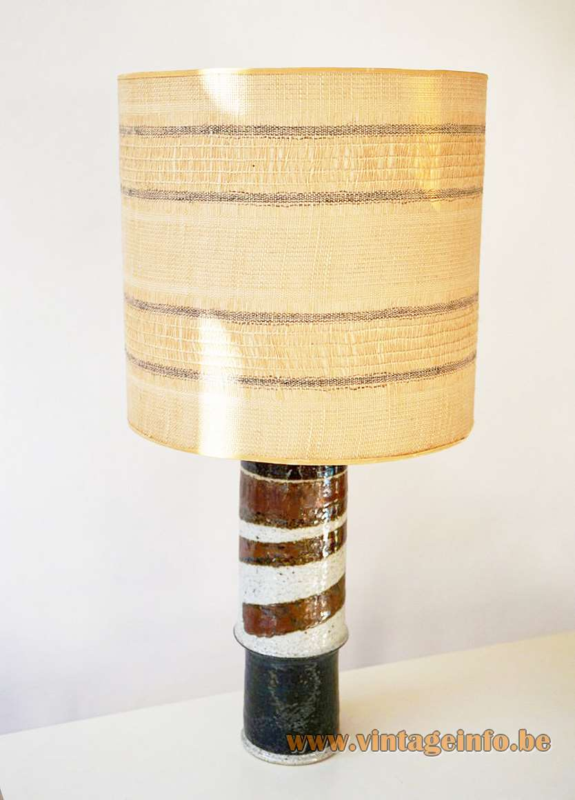 Inger Persson Table Lamp Vintage Info All About Vintage