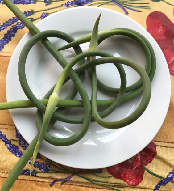 scapes on a plate