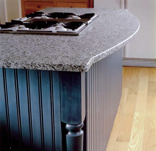 Granite Countertops Vintage Kitchens
