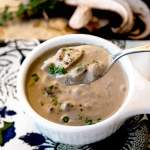 Spoonful of Cream of Mushroom Soup Web 2