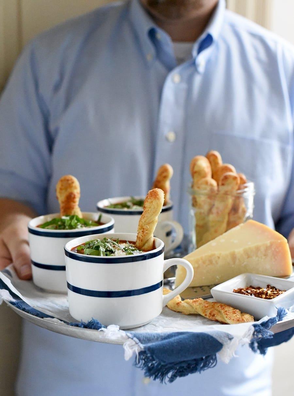 Margherita Soup