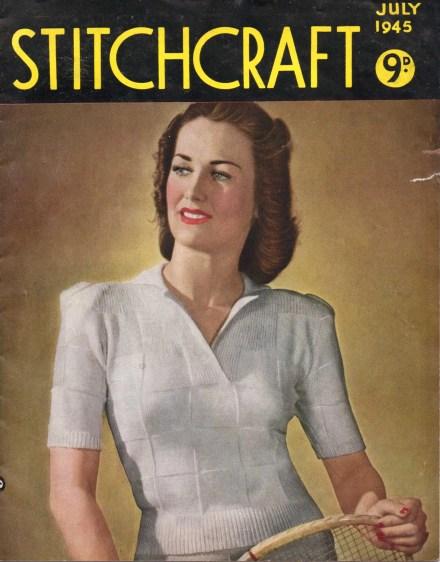 Stitchcraft July 1945