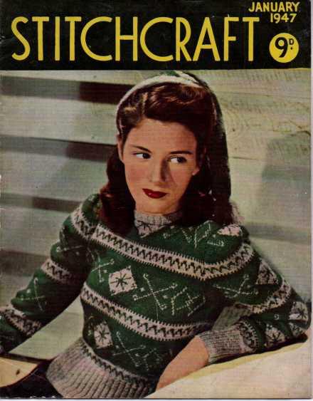 Stitchcraft Jan 1947 p