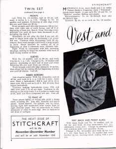 Stitchcraft Oct 19468
