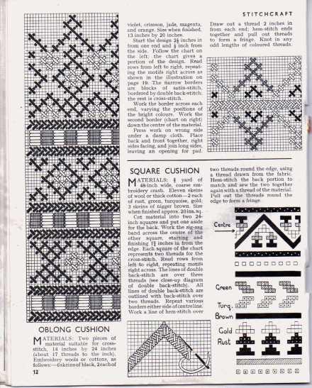 Stitchcraft April 194711