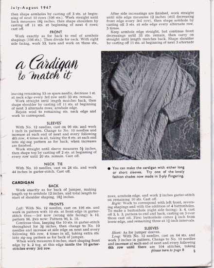 Stitchcraft August 19474