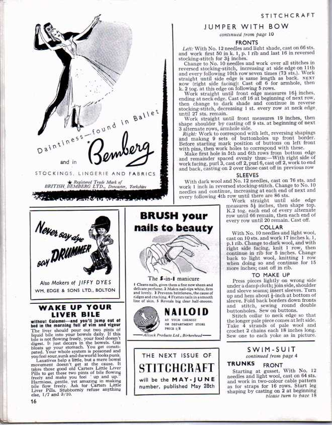 Stitchcraft April 1947 15