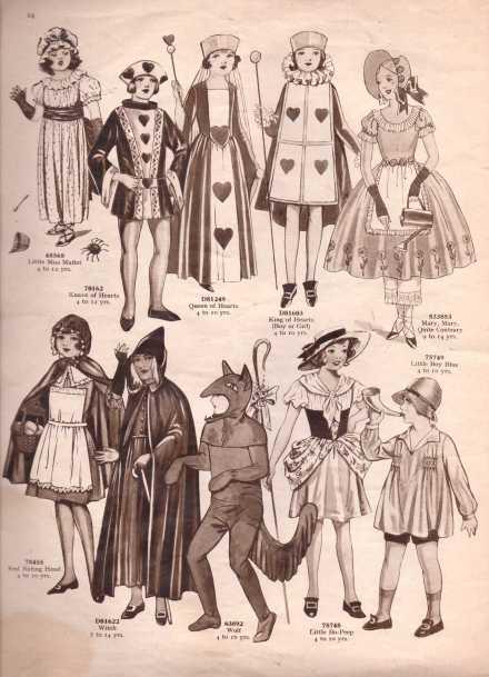 Weldon's Fancy Dress21