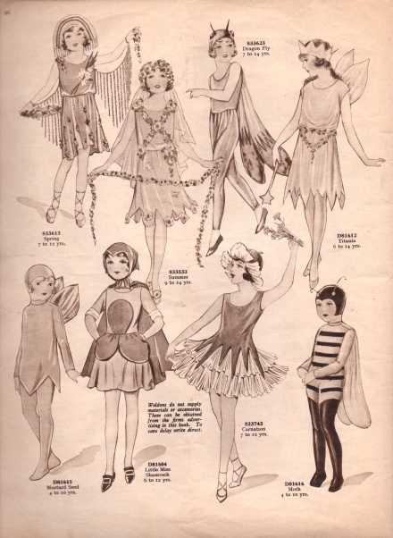 Weldon's Fancy Dress22