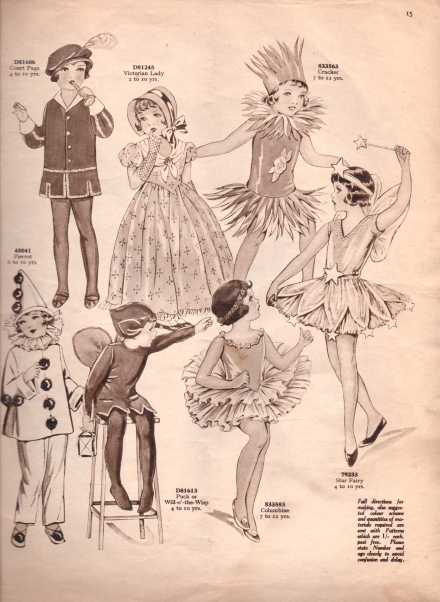 Weldon's Fancy Dress8
