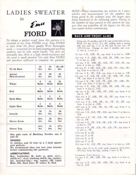 Emu Fiord page 2