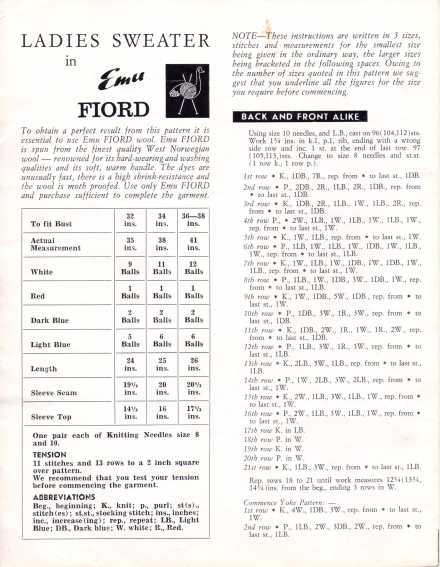 Emu Fiord page 2