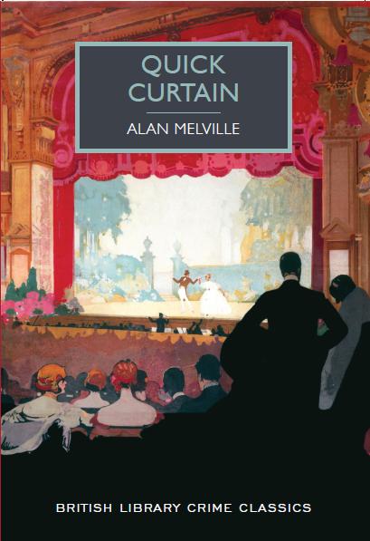 Quick Curtain British Library Crime Classics