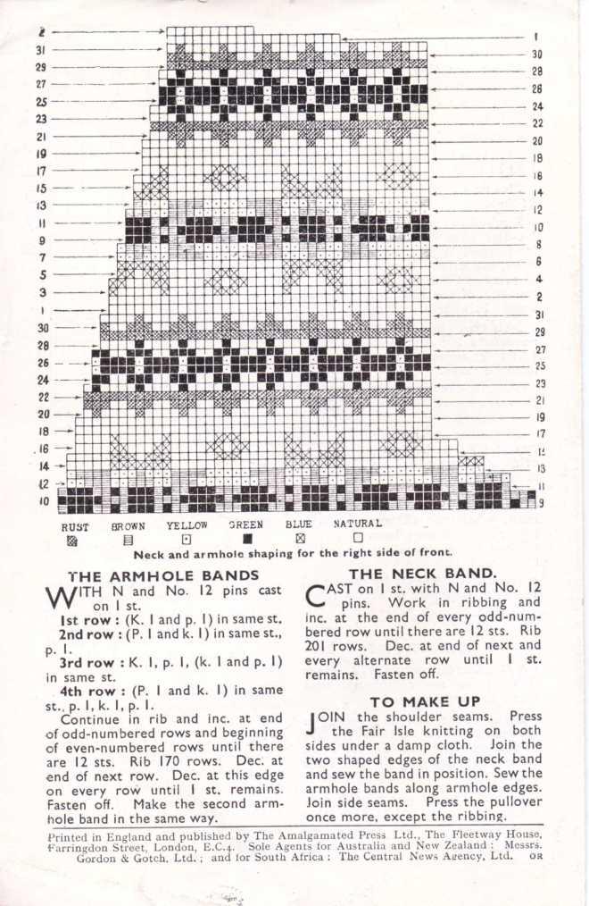 Bestway 1979 free knitting pattern men's 3
