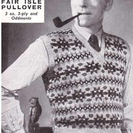 e0d8c415b22e menswear – Page 2 – Vintage Knitting Pattern Archive