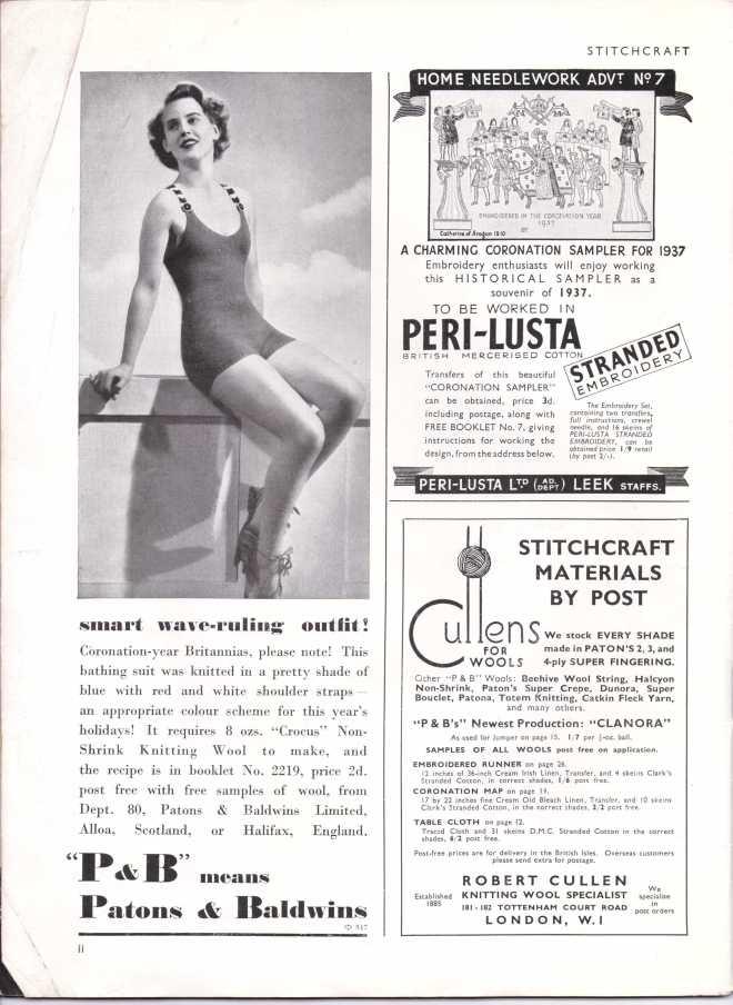 Stitchcraft May 19371