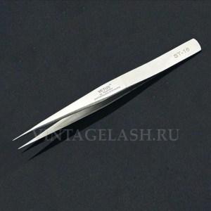 Пинцет стальной Vetus ST-16 прямой
