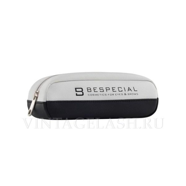 Косметичка BeSpecial черно-белая, маленькая