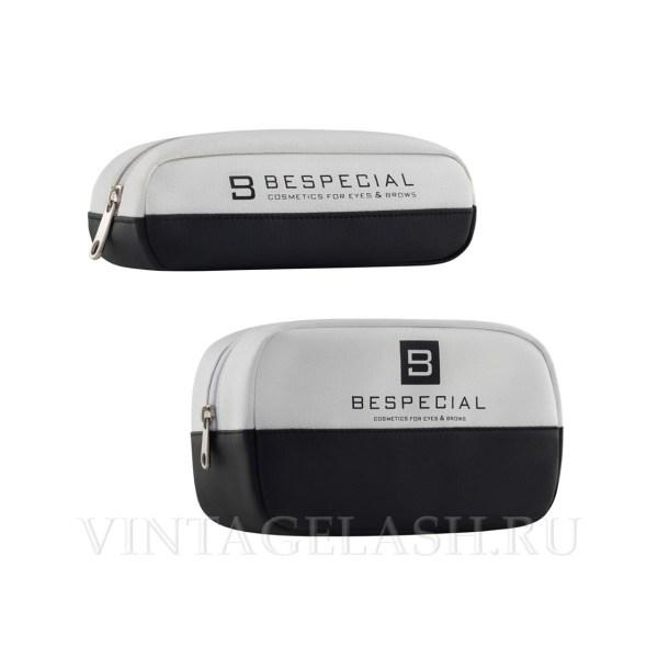 Косметичка BeSpecial черно-белая