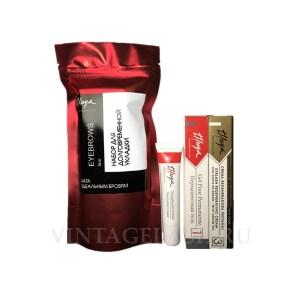 Набор для долговременной укладки бровей Thuya Professional line