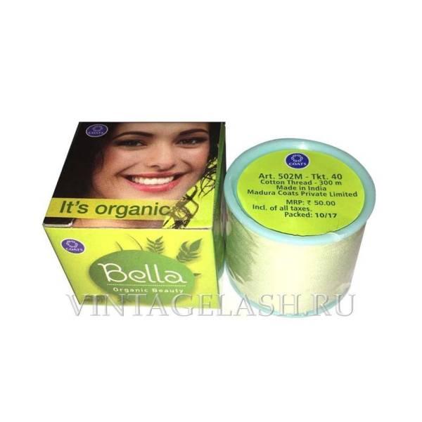 Нить для тридинга Bella Organic Beauty1