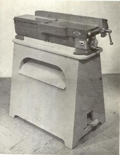 Photo Index - Sears | Craftsman - 103.20660 Jointer on wood stand ...