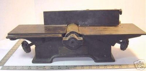 Photo Index J D Wallace Amp Co No 4 Bench Jointer