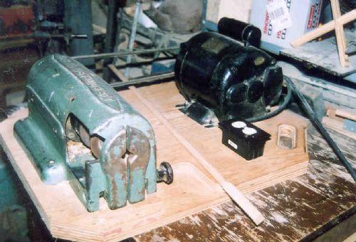 dowel making machines