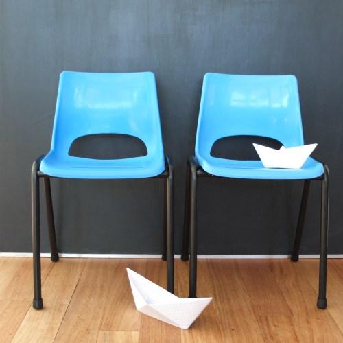 Chaise de maternelle Brunswick