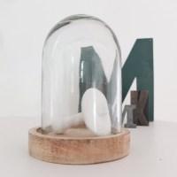 Globe en verre