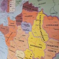 Carte scolaire de la France