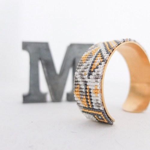 Bracelet le précieux - grille téléchargeable