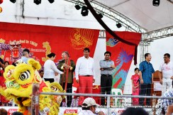 Port Louis China Town Mauritius Tourism Ministry Sik Yuen