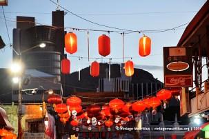 Port Louis China Town Mauritius Festival Lanterns