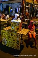 Port Louis China Town Mauritius Festival Ice Cream