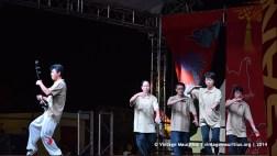 Port Louis China Town Mauritius Festival Cultural Show