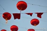 Port Louis China Town Festival Chinese Lanterns Mauritius