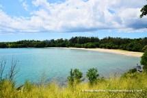 Baie du Tombeau Le Goulet Beach