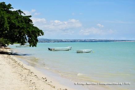 Baie du Tombeau Mauritius South Side