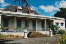 Beau Bassin Old Creole Colonial House