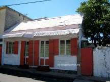 Bell Village Port Louis Old Creole House