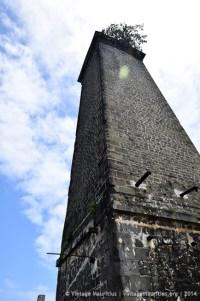 Benares Mill Chimney